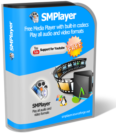 SMPlayer e-cover